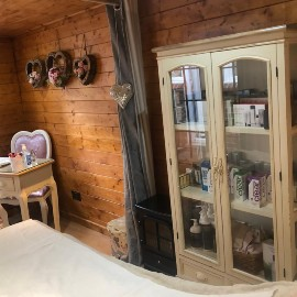 Beauty Lodge West Moor_ interior with products